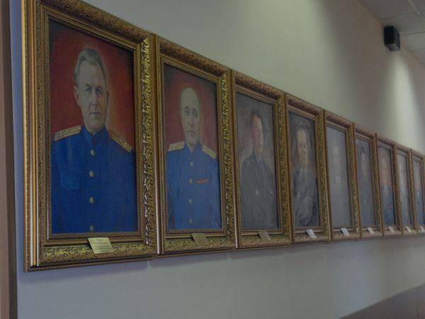 Галерея портретов маслом